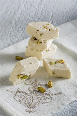 SARAY HALVA WITH PISTACHIO 500 GR