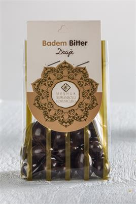 DRAGEE ALMOND AND BITTER CHOCOLATE 100 GR