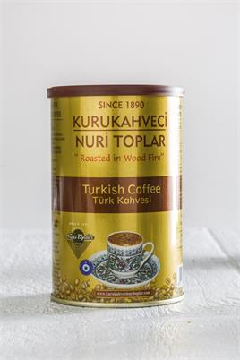 250 GR COFFEE TIN BOX
