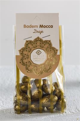 DRAGEE ALMOND MOCCA 100 GR