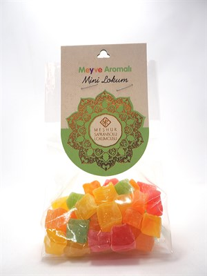 MINI TURKISH DELIGHT 100 GR