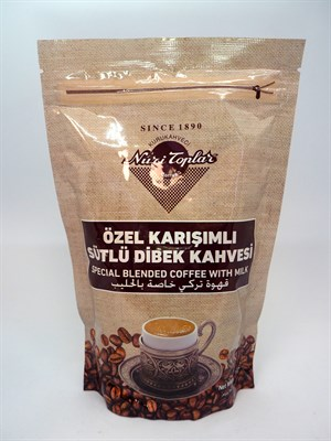 DİBEK COFFEE WITH MILK 250 GR