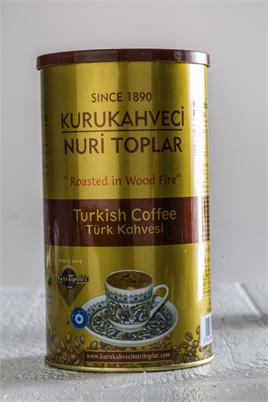 500 GR COFFEE TIN BOX