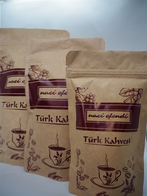 NACİ EFENDİ - 250 GR TURKISH COFFEE