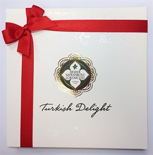 TURKISH DELIGHT WITH ROSE FLAVOR 900 GR