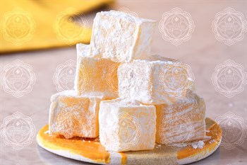 TURKISH DELIGHT WITH LEMON FLAVOR