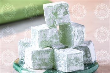 TURKISH DELIGHT WITH MINT FLAVOR